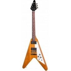 Электрогитара GIBSON FLYING V ANTIQUE NATURAL