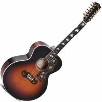 Электроакустическая гитара Sigma GJA12-SG200