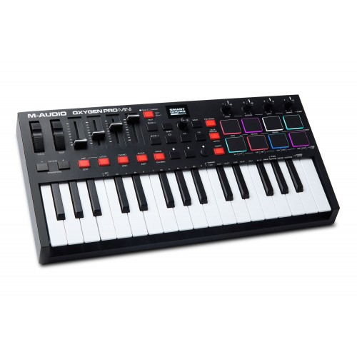 MIDI клавиатура M-AUDIO Oxygen Pro Mini