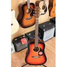 Акустическая гитара FENDER CD-60 V3 WN SUNBURST