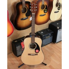 Акустическая гитара FENDER CD-60 V3 WN NATURAL