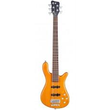 Бас гитара WARWICK RockBass Streamer LX, 5-String (Honey Violin)