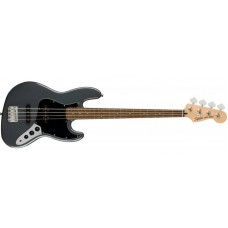 Бас гитара SQUIER by FENDER AFFINITY SERIES JAZZ BASS LR CHARCOAL FROST METALLIC
