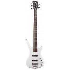 Бас гитара WARWICK RockBass Corvette Basic, 5-String (Solid White High Polish)