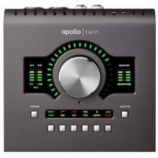 Аудиоинтерфейс UNIVERSAL AUDIO Apollo Twin MkII Heritage Edition