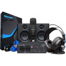 Комплект для звукозаписи PRESONUS AudioBox USB 96 Studio Ultimate 25th Anniversary Edition Bundle