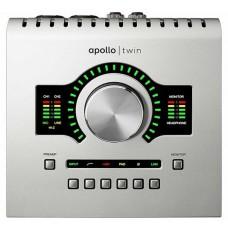 Аудиоинтерфейс UNIVERSAL AUDIO Apollo Twin USB Heritage Edition (Desktop/Win)