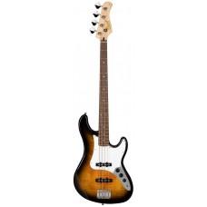 Бас гитара CORT GB24JJ (2 Tone Burst)
