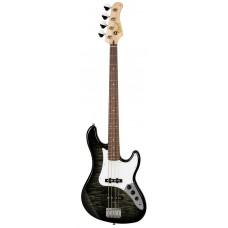 Бас гитара CORT GB24JJ (Trans Black)