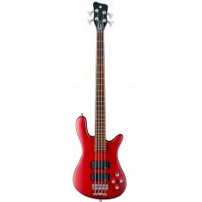 Бас гитара WARWICK RockBass Streamer Standard, 4-String (Burgundy Red Transparent Satin)