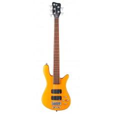 Бас гитара WARWICK RockBass Streamer Standard, 5-String (Honey Violin Transparent Satin)