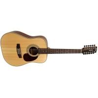 Акустическая гитара CORT EARTH 70-12 (Open Pore)