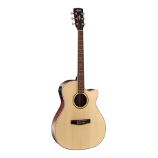 Электроакустическая гитара CORT GA-MEDX (Open Pore)