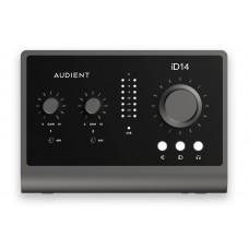 Аудиоинтерфейс AUDIENT iD14 MKII