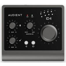 Аудиоинтерфейс AUDIENT iD4 MKII