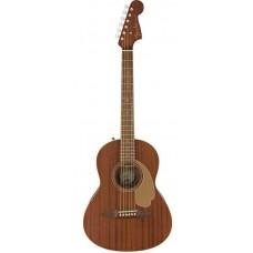 Акустическая гитара FENDER SONORAN MINI MAHOGANY WN