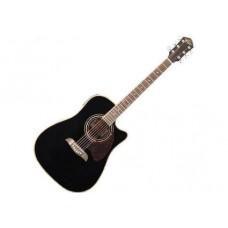 Электроакустическая гитара Washburn OG2CEB