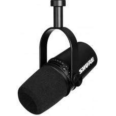 Микрофон универсальный Shure MV7-K