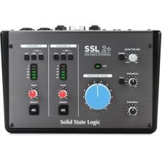 Аудиоинтерфейс SSL 2+