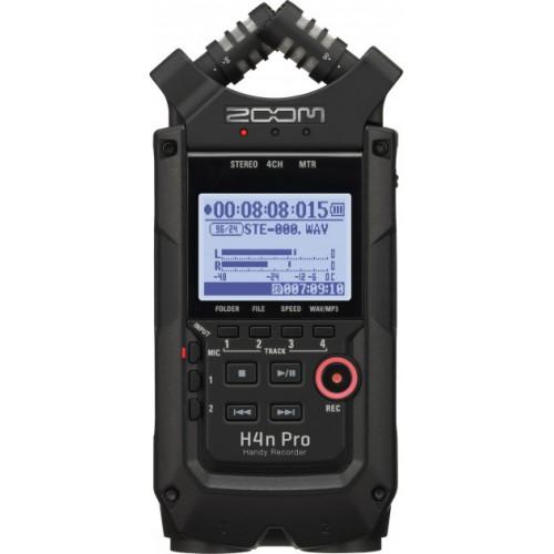 Цифровой рекордер Zoom H4n PRO BLK