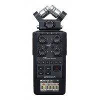 Цифровой рекордер Zoom H6 BLK