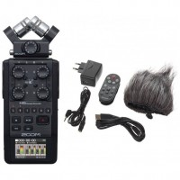 Цифровой рекордер Zoom H6 BLK SET