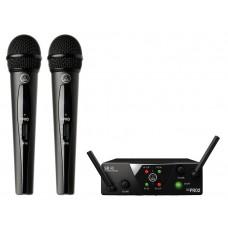 Радиосистема AKG WMS40 Mini2 Vocal Set BD US25B/D