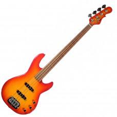 Бас гитара G&L JB2 FOUR STRINGS Cherryburst