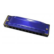 Губная гармоника MAXTONE HAR7C (Blue)