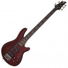 Бас гитара SCHECTER OMEN-5 WSN