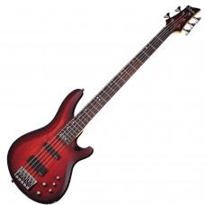 Бас гитара SCHECTER C-5 CUSTOM TCS