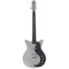 Электрогитара DANELECTRO 59 MJ (Silver Metal Flake)