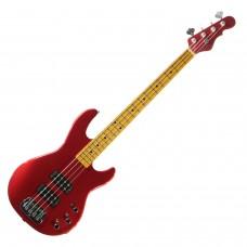 Бас гитара G&L L2000 FOUR STRINGS Candy Apple Red