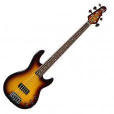 Бас гитара G&L L1505 FIVE STRINGS Tobacco Sunburst