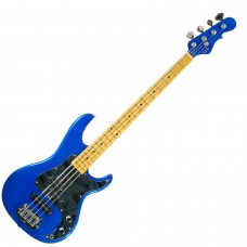 Бас гитара G&L SB2 FOUR STRINGS Electric Blue