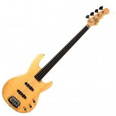 Бас гитара G&L JB2 FOUR STRINGS Natural Gloss