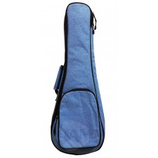 Чехол для укулеле FZONE CUB7 Concert Ukulele Bag (Blue)