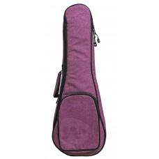 Чехол для укулеле FZONE CUB7 Concert Ukulele Bag (Purple)