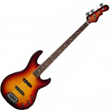 Бас гитара G&L JB2 FOUR STRINGS Sunburst