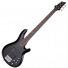 Бас гитара SCHECTER C-5 DELUXE STBLK