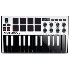 MIDI клавиатура AKAI MPK MINI MK3 new