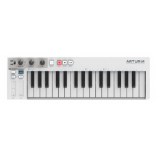 MIDI клавиатура Arturia KeyStep (White)