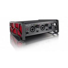 Аудиоинтерфейс Tascam US-2x2HR