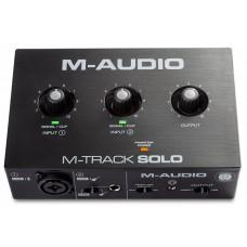 Аудиоинтерфейс M-AUDIO M-Track Solo