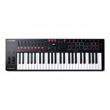 MIDI клавиатура M-AUDIO Oxygen Pro 49
