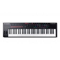 MIDI клавиатура M-AUDIO Oxygen Pro 61