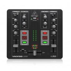 DJ микшер Behringer PRO VMX100USB
