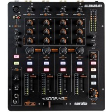 DJ микшер XONE by Allen Heath 43C