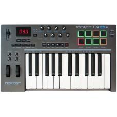 MIDI клавиатура Nektar Impact LX25+