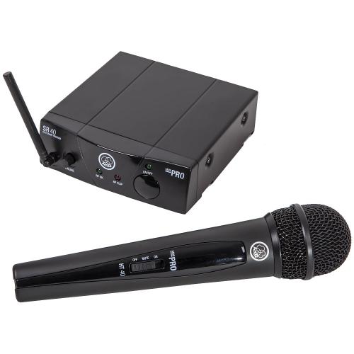 AKG WMS40 Mini Vocal Set BD US45C